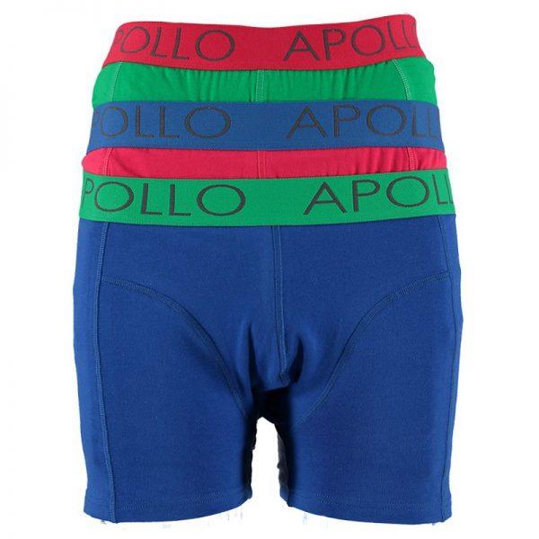 Apollo boxershorts 3-pack Fashion Cotton Fashion